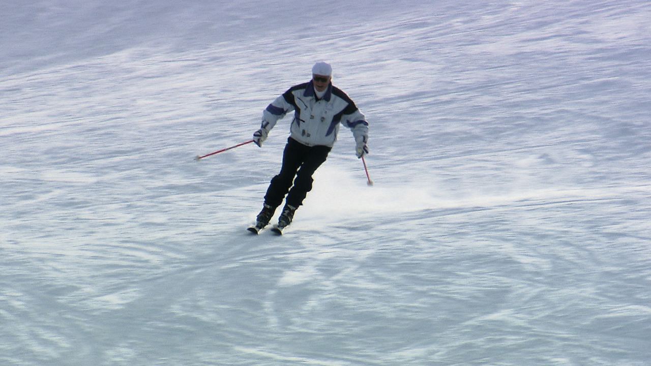 When the Bavarians learnt to ski, Bild 7