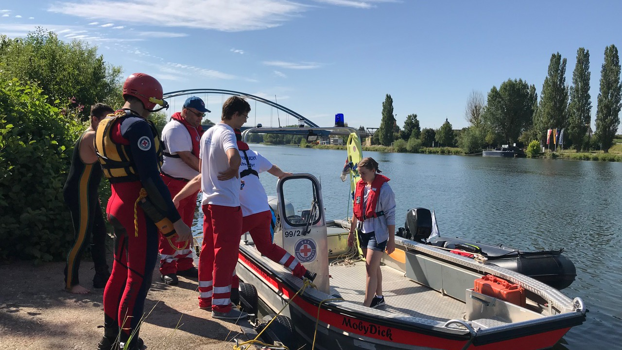 The Water Rescuers, Bild 1